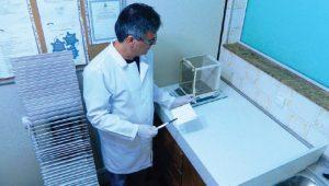 laboratório certificado